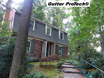 Gutter Protech 174 Self Cleaning Gutters